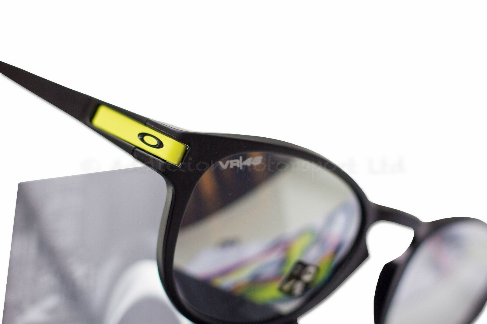 768e5c082f Details about Oakley Latch Valentino Rossi Signature VR46 Series MotoGP  Sunglasses - OO9265-21