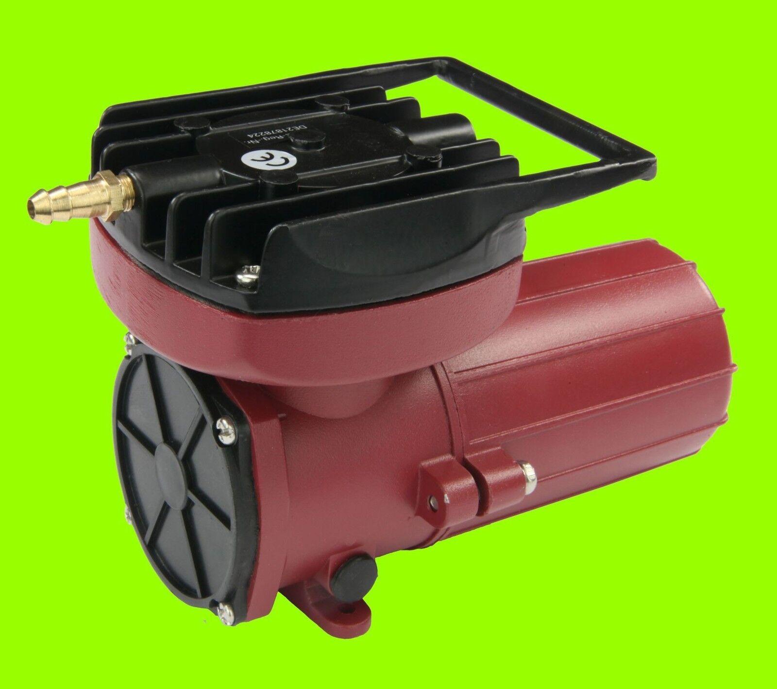 Hailea ACO 12 Volt 007 Kompressor, Luftpumpe Transportbelüfter, Köderfisch PKW
