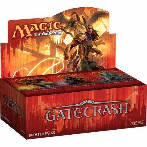 1x Gatecrash  Impulsor Caja Nuevo Impulsor Cajas - MTG