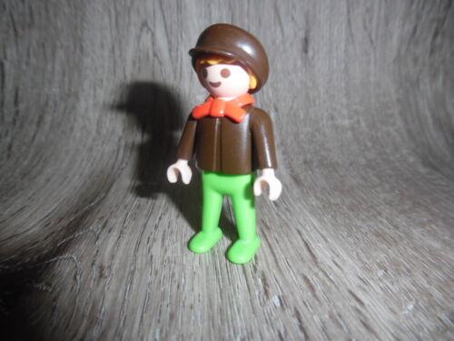 Playmobil KindJunge zum PuppenhausRosa Serie1900