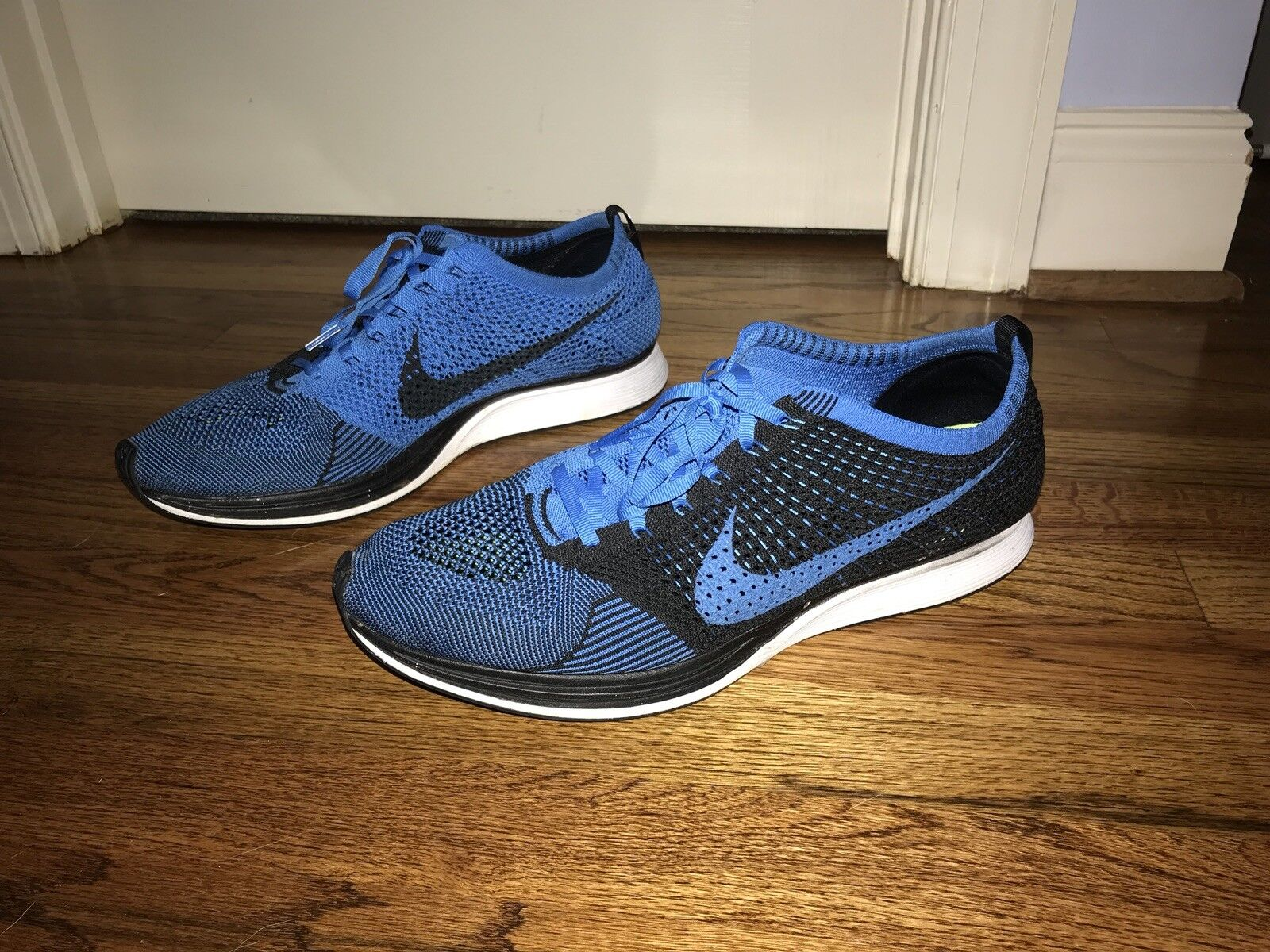 Nike Nike Nike flyknit racer blaue größe. 4f5997