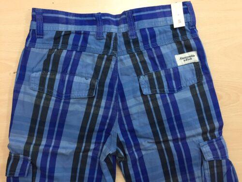 Men/'s new ac summer check short cargo combat coton plage surf style short