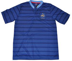France-Soccer-Replica-Uniform-Shirt-Size-XL