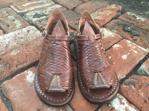 THE ORIGINAL HERITAGE HUARACHES CIEN CLAVOS mexican sandals men/'s ACME