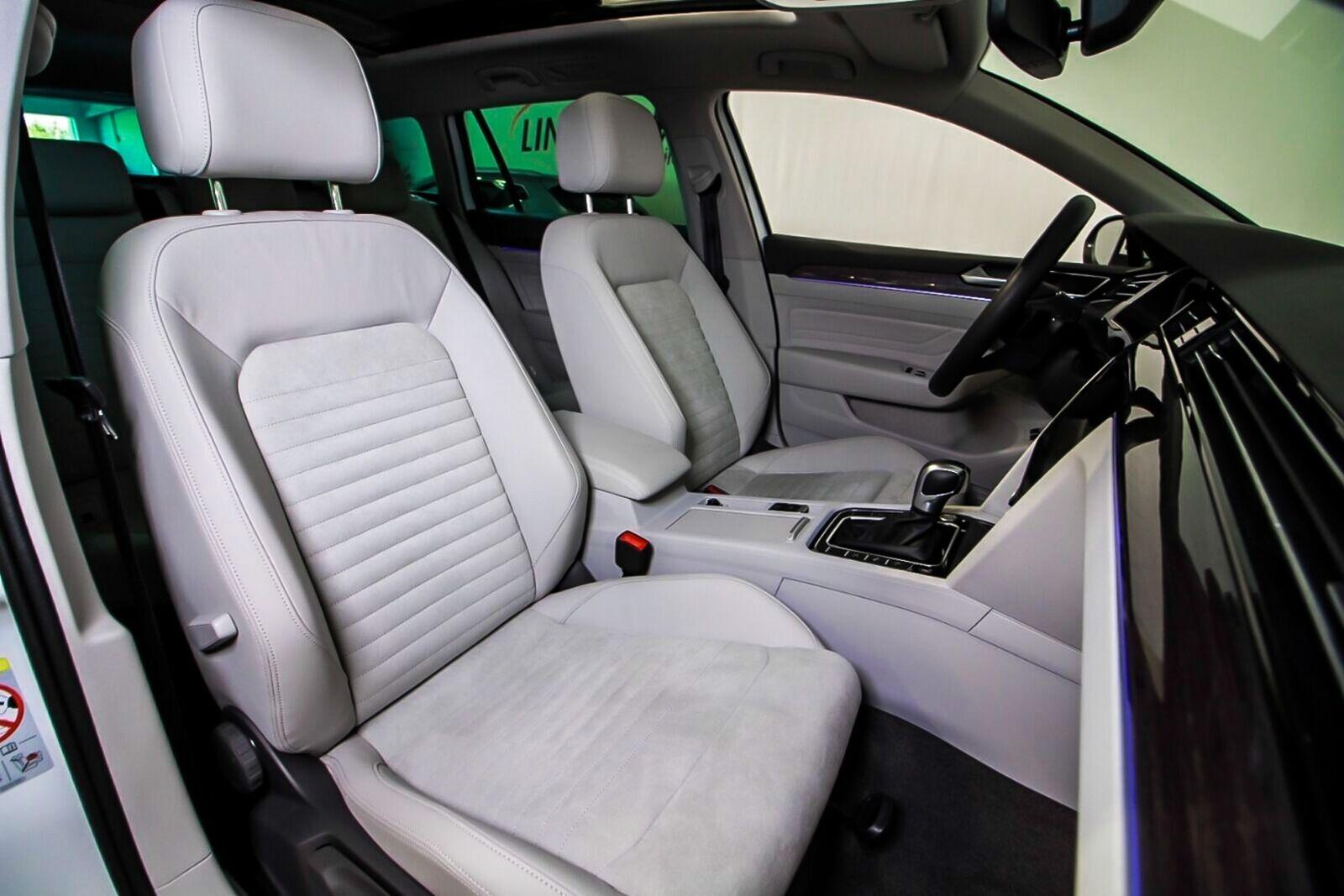 VW Passat 2020