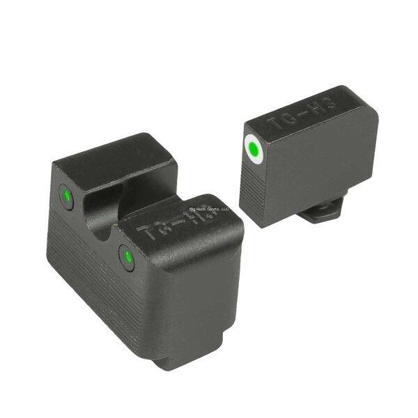 nuevo  Truglo tritio TG231G2MW Pro Pistola de la vista-Glock Hi MOS