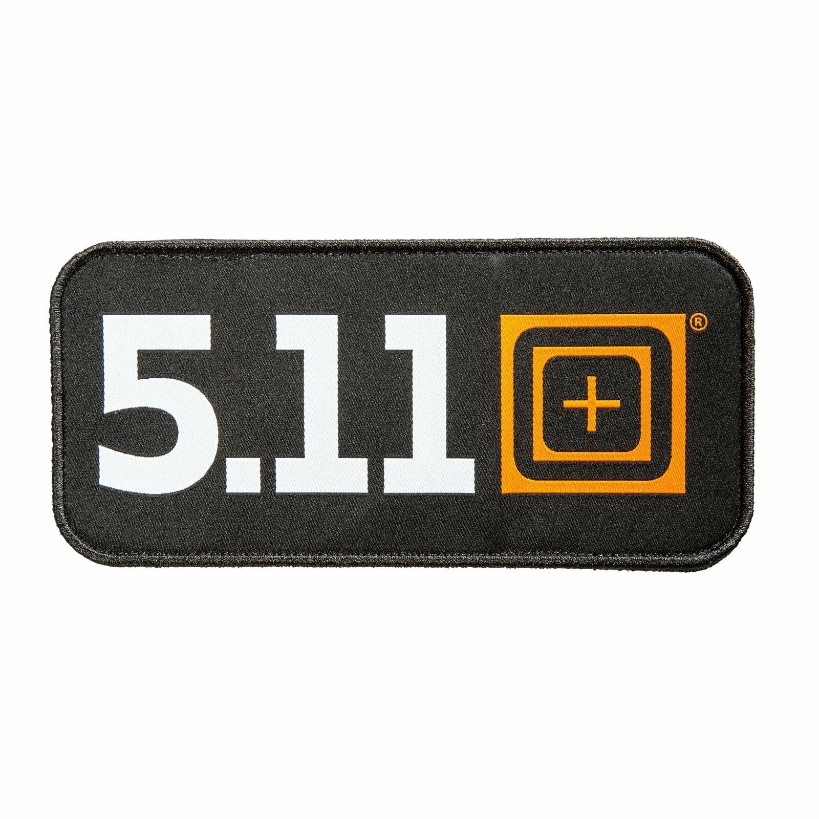 6x2 Custom Tactical ID Patch on 500 Denier Nylon Fabric with Hook Backing