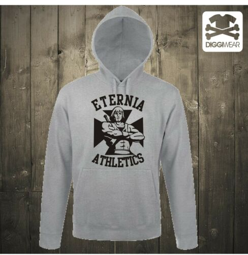 Eternia AthleticsHe-Man GymBodybuilding MOTU Masters hoodieXS-XXXL