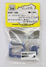 Kyosho Mini Z R246-1202 LM Aluminum Motor Mount for MR-015 /02 /03