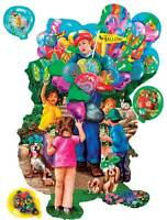 Sunsout Shaped Jigsaw Puzzle The Balloon Vendor Mary Thompson 1000 95976