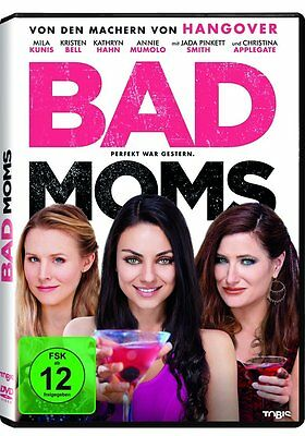 BAD MOMS DVD NEU & OVP VÖ 20.01.2017