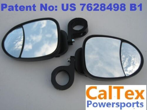 Patent Easy View Polaris XP900 UTV Side View Mirror 2 Set Pair Right and Left