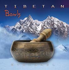 Tibetan Bowls - Wychazel - new age CD