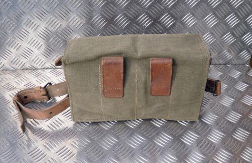 Laterale Francese Pelle In Militare Cartella Vintage Borsa Fodera Originale zPxa8ZRwqZ