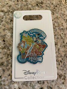 Disney Parks Brer Rabbit Bear And Fox Splash Mountain I Conquered Pin New OE Pin