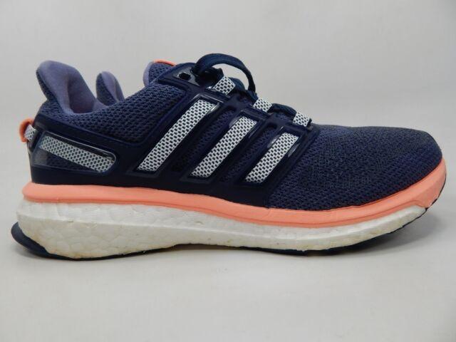 new styles 1b186 bf5b4 Adidas Energy Boost 3 Size 6.5 M (B) EU 38 Womens Running Shoes Blue