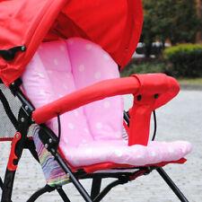Universal Kinderwagen Sitzauflage Baumwolle atmungsaktiv Sitzeinlage für