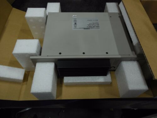 POWER SUPPLY 505-6660A SIEMENS SIMATIC TI505 WIRED FOR 220 VAC.