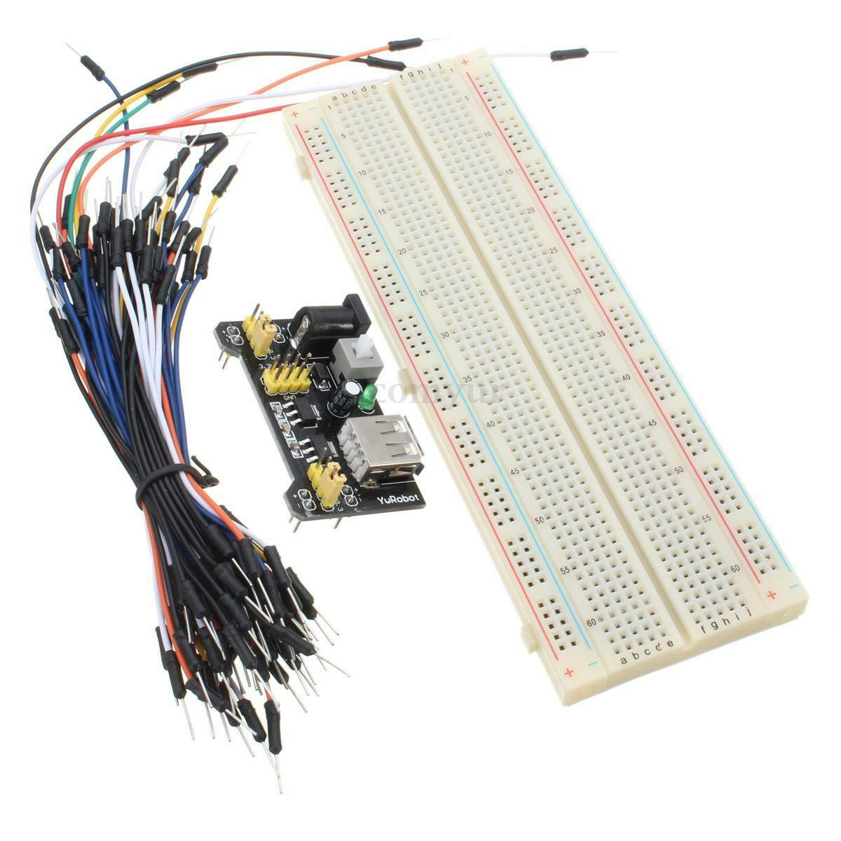 Solderless Prototype Pcb Breadboard With 65pcs Jumper Leads Wires Stripboard Price Protoboard Circuit Board Norton Secured Powered By Verisign