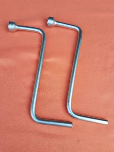 BMW Heyco Germany Wheel Lug Nut Wrench Tool 17 mm OEM