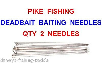 Pike Fishing Baiting Needle//Loader Sea Fishing