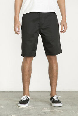 RVCA WEEK-END MEN/'S CHINO SHORTS SKATER VARIOUS COLOR 100/% AUTHENTIC BRAND NEW