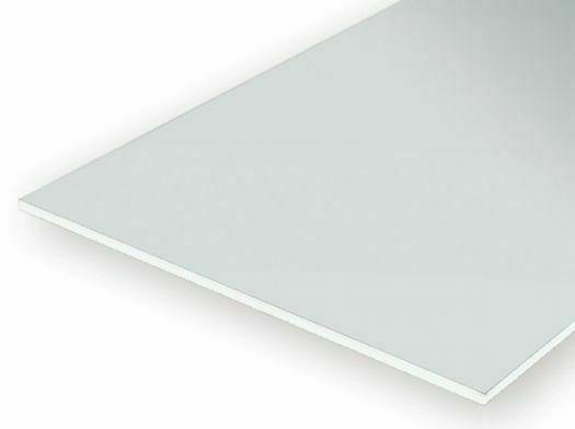 "WHITE  POLYSTYRENE PLASTIC SHEET .030/""  x 48/"" x 48/""  LIGHT DIFFUSING"