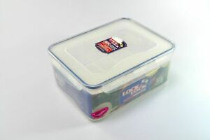 Vorratsdose Frischhaltedose rechteckig Lock&lock 5,5l Dose Vorratsgefäße Küche