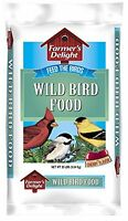 Wagner's 53003 Farmer's Delight Wild Bird Food, With Cherry Flavor, 20-pound Bag on sale
