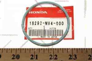 Honda OEM Part 18292-MV4-000