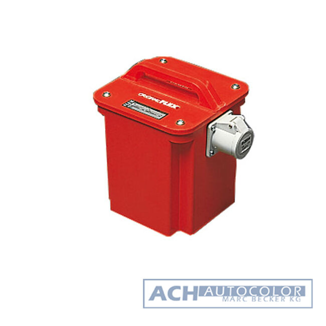 FLEX Trenntransformator TT 2000   373370   Starke Hitze- und Hitzebeständigkeit    Hohe Sicherheit    Verschiedene aktuelle Designs    Helle Farben
