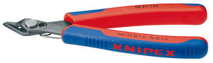 Knipex-Super-Knips-Electronica-78-61-125-para-Cable-y-de-Fibras-opticas-7861125