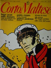 Corto Maltese 1 1983 - numero speciale primo numero della Serie -  [G.142]