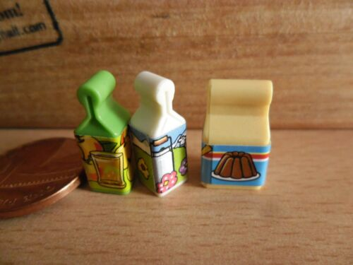 Playmobil New  Kitchen food Spares Choice Bread Loaf Rolls Baguette /& Croissan
