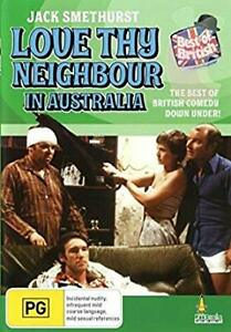 Love-Thy-Neighbour-In-Australia-DVD-VERY-RARE-OOP-ALL-REGION-BRAND-NEW