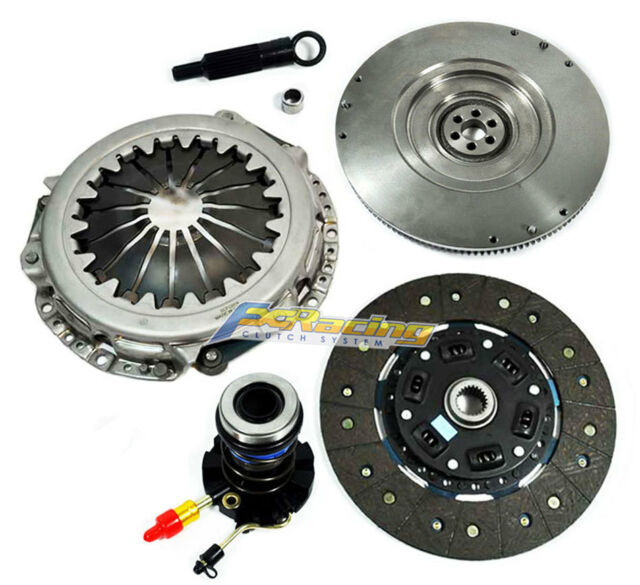 FX HD CLUTCH KIT & SLAVE CYL & OEM FLYWHEEL 93-12/96 FORD EXPLORER RANGER 4.0L