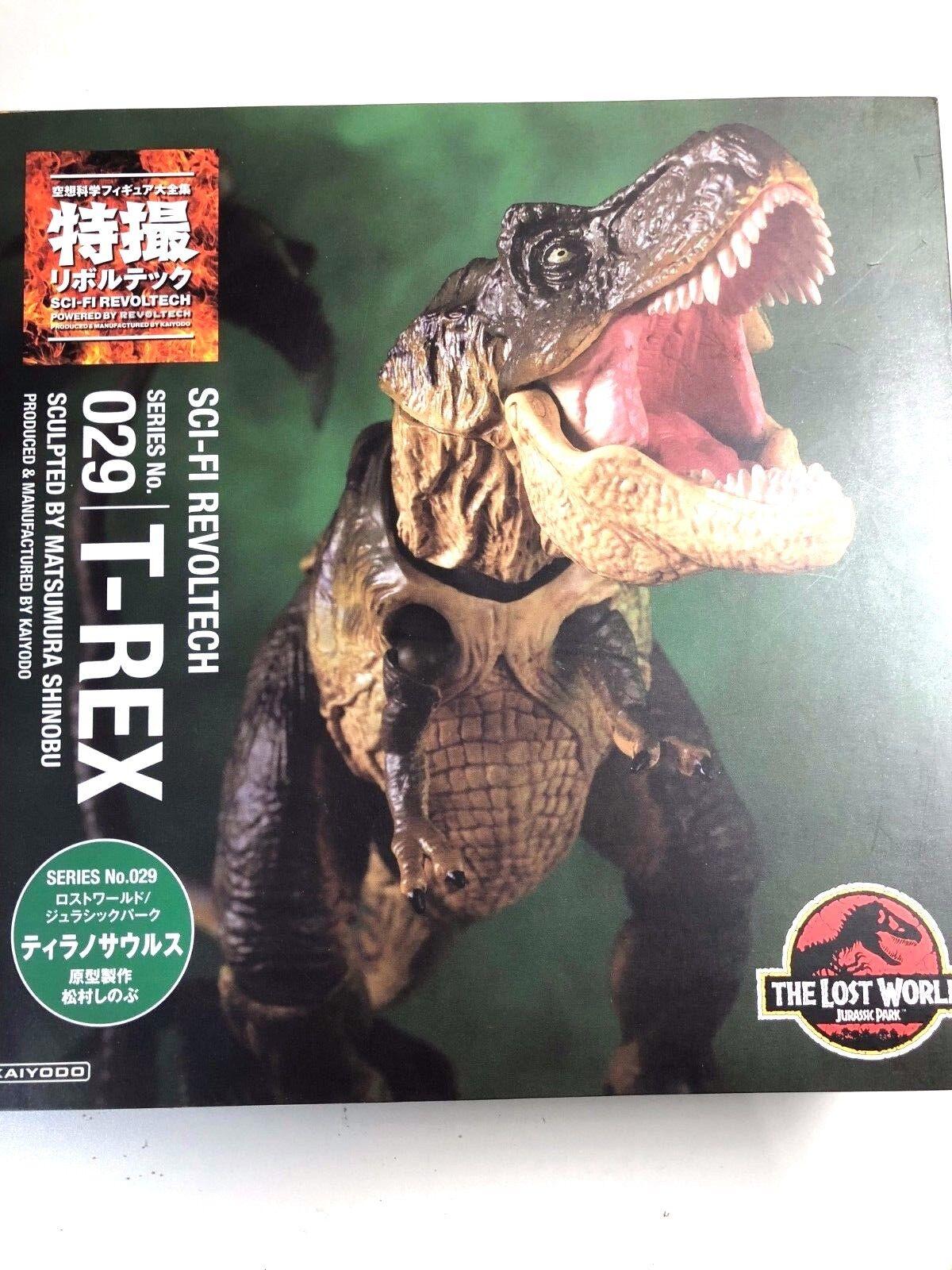 El dragón tiranosaurio del Parque Jurásico.