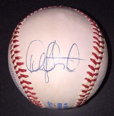 Balls Dave Stewart Autographed Signed Baseball Omlb Dodgers Oakland A's Blue Jays