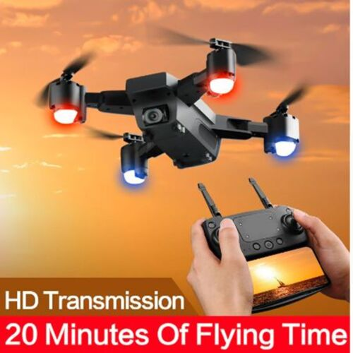 SMRC S20 6 Axles Gyro Mini GPS Drone With 110 Degree Wide Angle Camera 2.4G