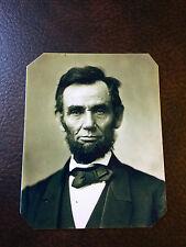 President Abraham Lincoln Civil War tintype C942RP