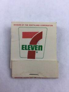 Vintage-7-Eleven-11-Collectible-Matchbook
