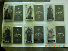 MCFARLANE TORTURED SOULS SER 1 COMPLETE ACTION FIGURE SET! NEW! UNOPENED!