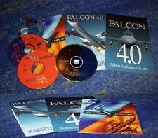 Falcon 4.0 PC deutsch Ausgabe und mehr die WAR Collection