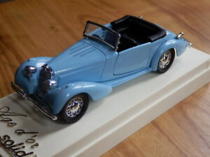 SOLIDO-Age-d-039-Or-Talbot-T23-1938-4003-vintage-car-miniature-scale-model-toy