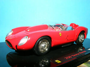 Ferrari-250-Testa-Rosso-58-officiel-Ferrari-produit-par-Mattel-Elite-1-43-NLA