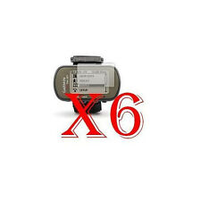 6 PZ PELLICOLA PROTEZIONE DISPLAY Garmin ForeTrex 401 GPS PROTEGGI SCHERMO LCD