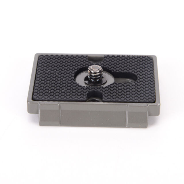 Camera Tripod Quick Release QR Plate for Manfrotto 200PL-14 496 486 804 RC2 T_sc