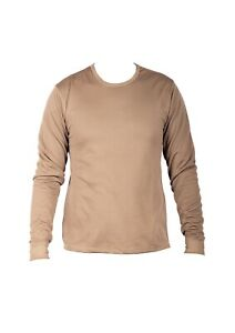 British Army PCS Thermal Vest Base Layer Underwear Top Coolmax Self Wicking UK