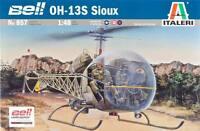 Italeri [ita] 1:48 Oh 13s Sioux Plastic Model Kit 0857 Ita0857