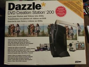 NEW DRIVER: DAZZLE DVD CREATION STATION 200